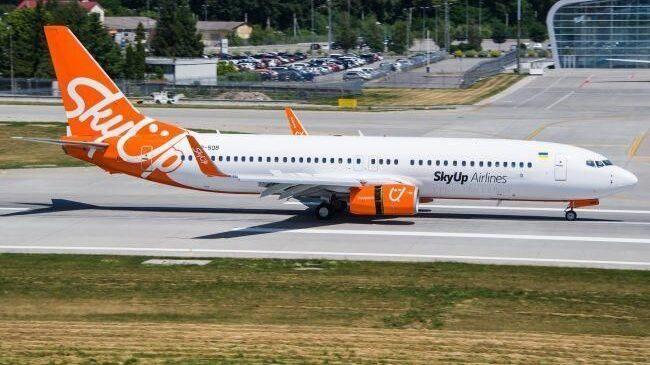 Самолет с эвакуированными из Китая украинцами прилетит в «Борисполь»