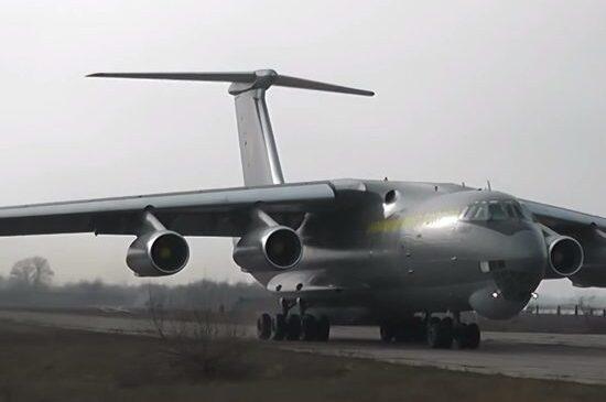 Все серьезней, чем мы думали. Военный самолет вылетает из Борисполя