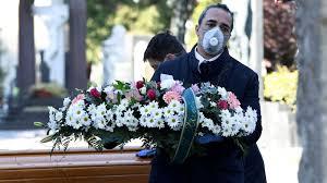 Смертельное шествие: города Италии не справляются с количеством умерших