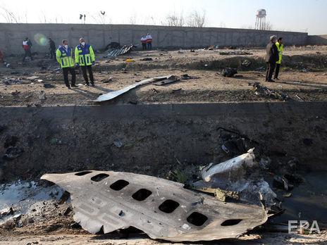 """""""Хорошо справились"""". Иранский депутат похвалил военных, сбивших самолет МАУ"""